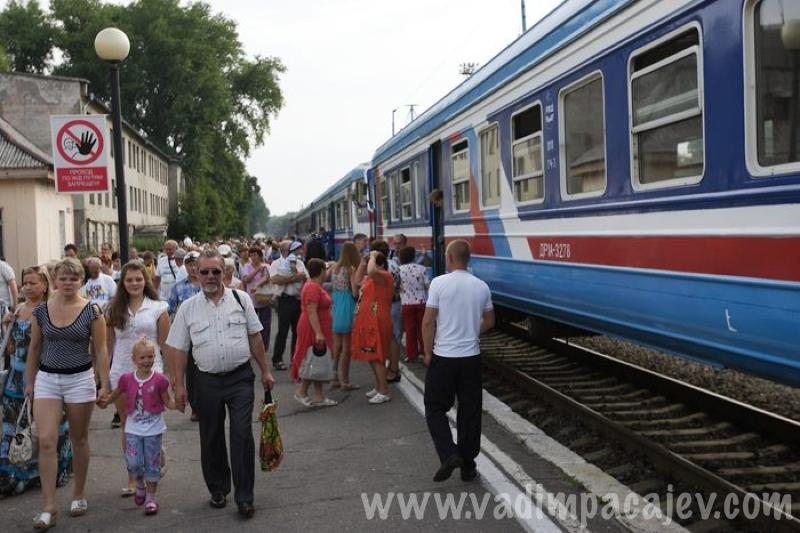 Russian Navy Day celebrated in Baltiysk, Russia