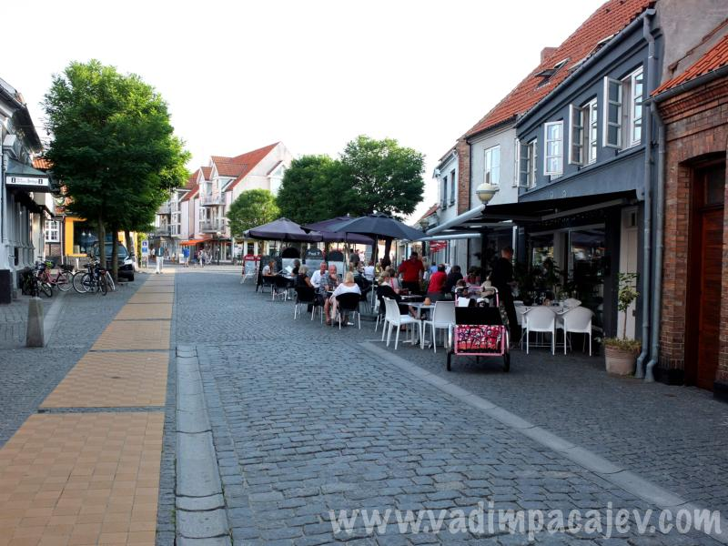 In pictures: Ronne city, Bornholm Island, Denmark