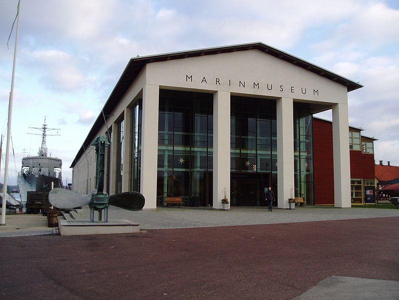 muzeum morskie fot. Wikipedia