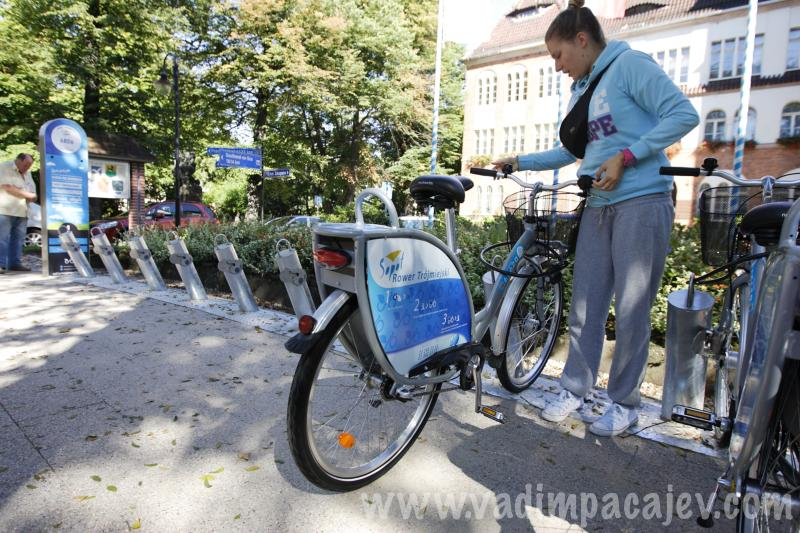 Sopot launches bike sharing project, Poland