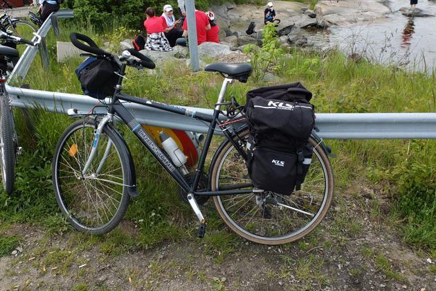 4ff3064e8dda67 Sakwy rowerowe Kellys Hook – krótka recenzja | Vadim Pacajev Blog
