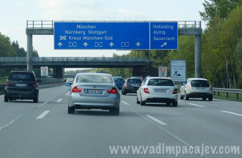 autobahn niemcy