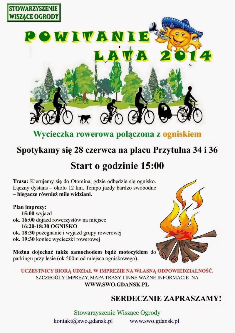 Powitanie Lata - plakatSWOwww