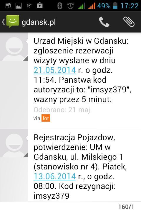 gdansk rejestracja