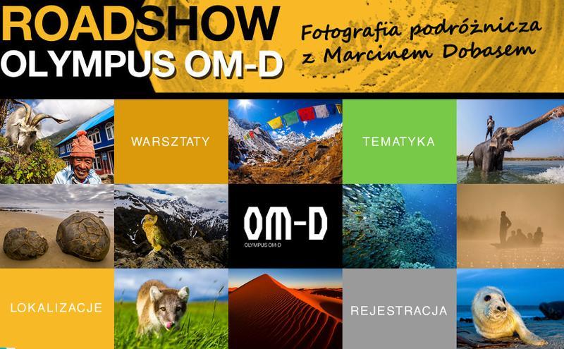 road show olympus