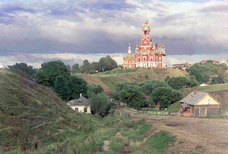 Sobór św. Mikołaja w Morzajsku, 1911 rok