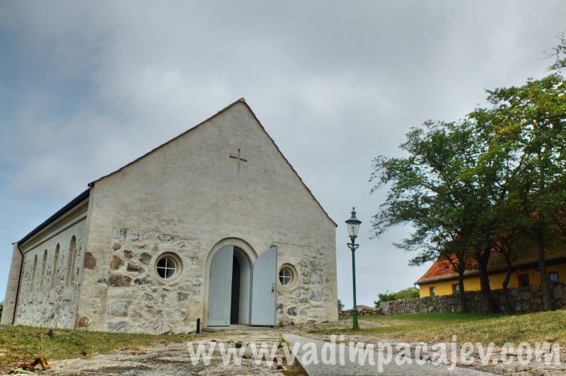 Kościół na Christiansø