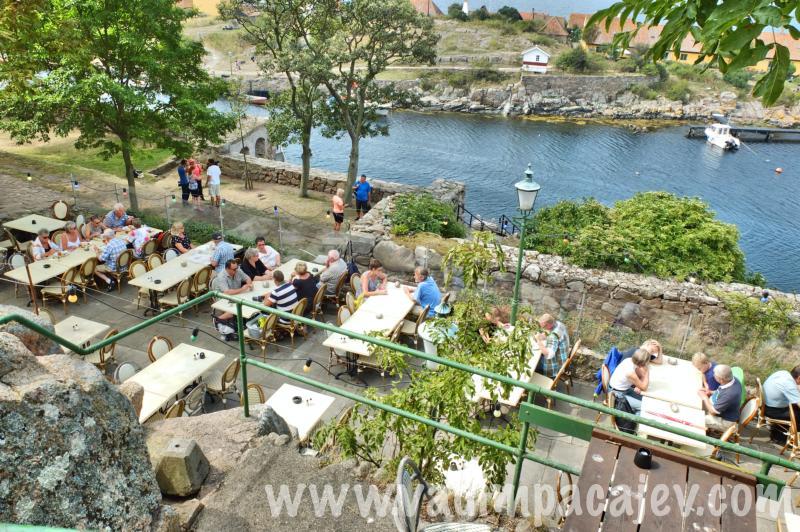 Restauracja na Christiansø