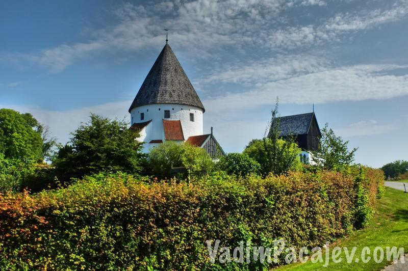 Ols Kirke w Olsker