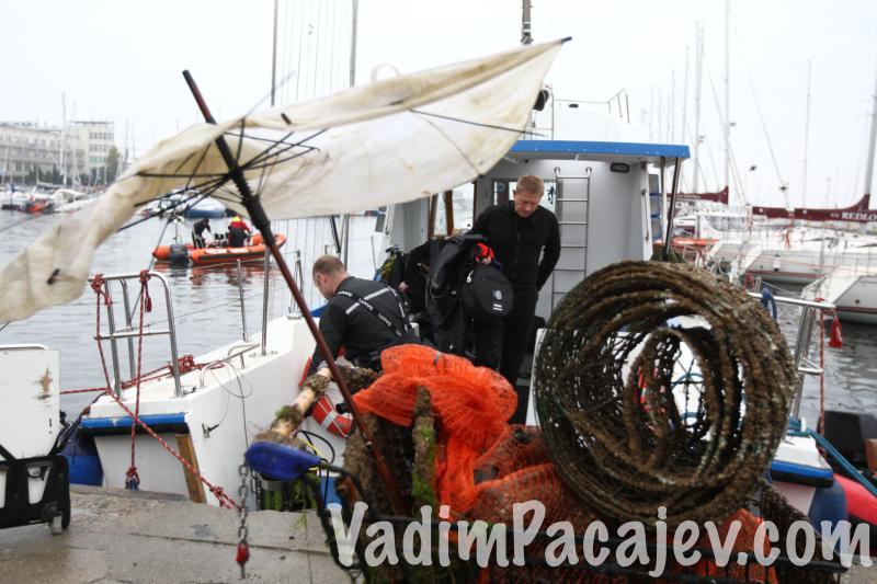 Eko Nurkowy Dzien w Gdyni