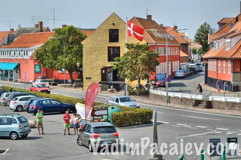 Port Nexo, Bornholm, Dania