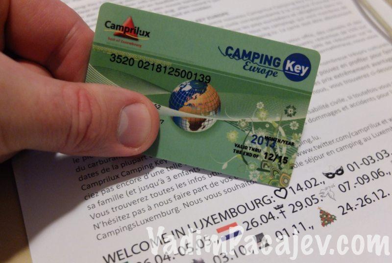 Camping Karta Europa.Mozna Juz Zamawiac Karty Camping Key Europe Na 2016 Rok Vadim