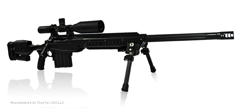 karabin CheyTac USA 408 M300 Intervention