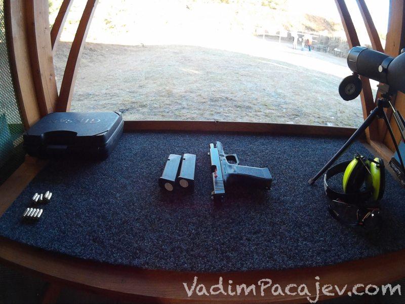 Austriacki Glock 17 cal 9mm Luger