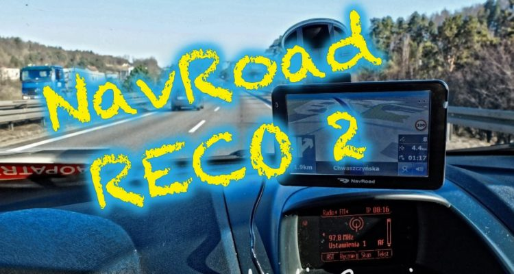 fc32e8669e4b7c NavRoad RECO 2 – nawigacja z rejestratorem trasy – test | Vadim ...