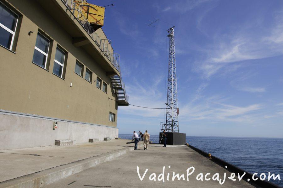 Torpedowania w Oksywiu tzw. Formoza fot. Vadim Pacajev