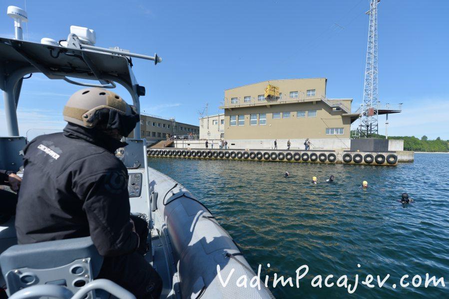 Torpedowania w Oksywiu fot Vadim Pacajev