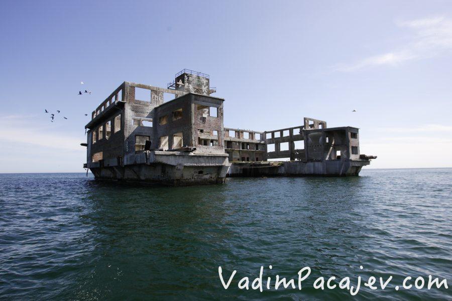 Torpedownia w Babich Dołach fot. Vadim Pacajev