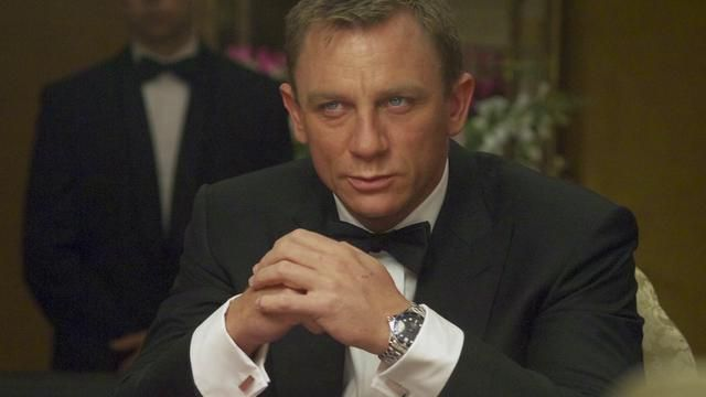 Zegarek bonda casino royale