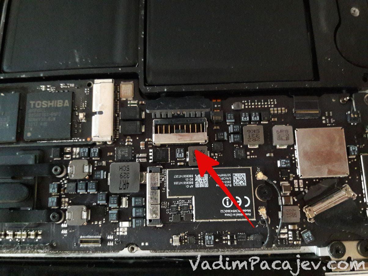 Zrób to sam: wymiana baterii w laptopie Macbook Air