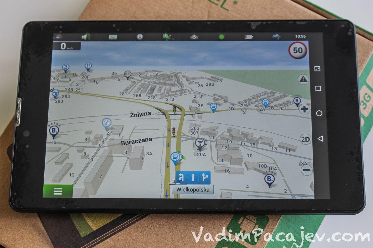 9e8c4512b66552 W lutym tego roku opisywałem poprzednika – tablet Navitel T700 3G, którym  byłem i jestem nadal zachwycony. T700 jeździ ze mną w aucie na co dzień, ...